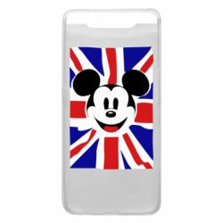 Чехол для Samsung A80 Mickey Swag