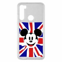 Чехол для Xiaomi Redmi Note 8 Mickey Swag