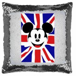 Подушка-хамелеон Mickey Swag