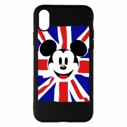 Чохол для iPhone X/Xs Mickey Swag
