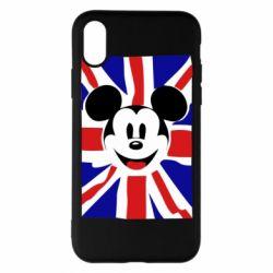Чехол для iPhone X/Xs Mickey Swag