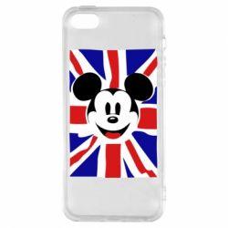 Чехол для iPhone5/5S/SE Mickey Swag
