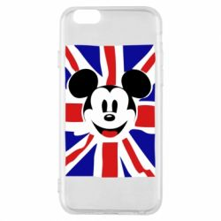 Чехол для iPhone 6/6S Mickey Swag