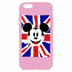 Чохол для iPhone 6 Plus/6S Plus Mickey Swag