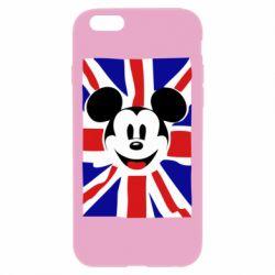 Чехол для iPhone 6 Plus/6S Plus Mickey Swag