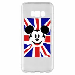 Чохол для Samsung S8+ Mickey Swag