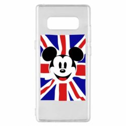 Чохол для Samsung Note 8 Mickey Swag