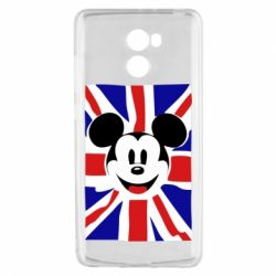 Чехол для Xiaomi Redmi 4 Mickey Swag