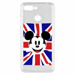 Чехол для Xiaomi Redmi 6 Mickey Swag