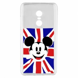 Чехол для Xiaomi Redmi Note 4 Mickey Swag