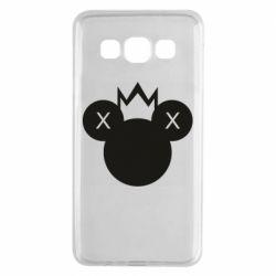 Чохол для Samsung A3 2015 Mickey with a crown