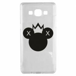 Чохол для Samsung A5 2015 Mickey with a crown