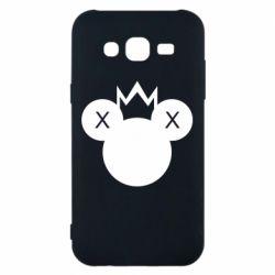 Чохол для Samsung J5 2015 Mickey with a crown