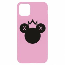 Чохол для iPhone 11 Pro Mickey with a crown