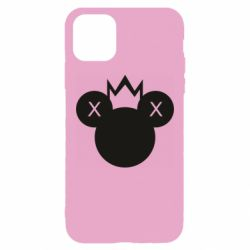 Чохол для iPhone 11 Pro Max Mickey with a crown