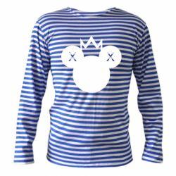 Тільник з довгим рукавом Mickey with a crown