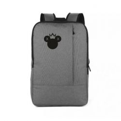 Рюкзак для ноутбука Mickey with a crown