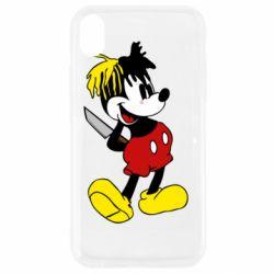 Чохол для iPhone XR Mickey XXXTENTACION
