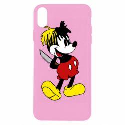 Чохол для iPhone Xs Max Mickey XXXTENTACION