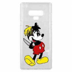 Чохол для Samsung Note 9 Mickey XXXTENTACION