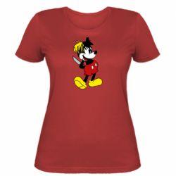 Жіноча футболка Mickey XXXTENTACION