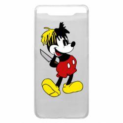 Чохол для Samsung A80 Mickey XXXTENTACION