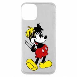 Чохол для iPhone 11 Mickey XXXTENTACION