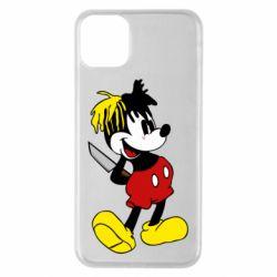 Чохол для iPhone 11 Pro Max Mickey XXXTENTACION