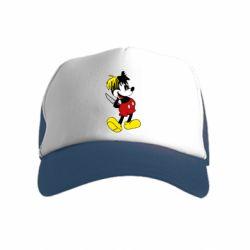 Дитяча кепка-тракер Mickey XXXTENTACION