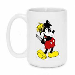 Кружка 420ml Mickey XXXTENTACION