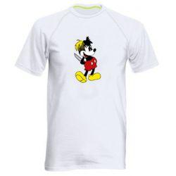 Чоловіча спортивна футболка Mickey XXXTENTACION