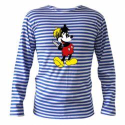 Тільник з довгим рукавом Mickey XXXTENTACION