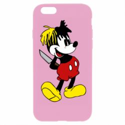 Чохол для iPhone 6 Plus/6S Plus Mickey XXXTENTACION