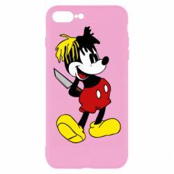 Чохол для iPhone 7 Plus Mickey XXXTENTACION