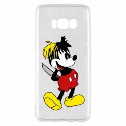 Чохол для Samsung S8 Mickey XXXTENTACION