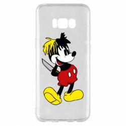 Чохол для Samsung S8+ Mickey XXXTENTACION