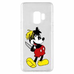 Чохол для Samsung S9 Mickey XXXTENTACION