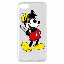 Чохол для iPhone 8 Mickey XXXTENTACION