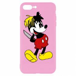 Чохол для iPhone 8 Plus Mickey XXXTENTACION