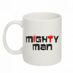 Кружка 320ml Mighty Man
