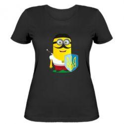 Жіноча футболка Mignon Cossack Patriot