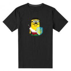 Чоловіча стрейчева футболка Mignon Cossack Patriot
