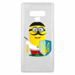 Чохол для Samsung Note 9 Mignon Cossack Patriot