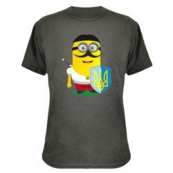 Камуфляжна футболка Mignon Cossack Patriot