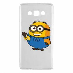 Чохол для Samsung A7 2015 Mignon smiles