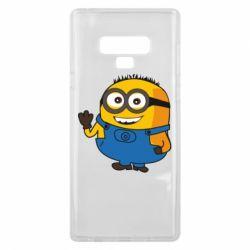 Чохол для Samsung Note 9 Mignon smiles