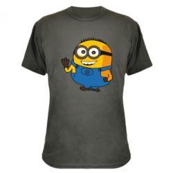 Камуфляжна футболка Mignon smiles
