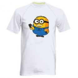 Чоловіча спортивна футболка Mignon smiles