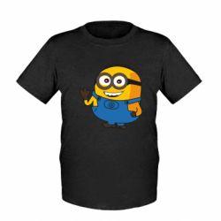 Дитяча футболка Mignon smiles