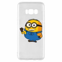 Чохол для Samsung S8 Mignon smiles